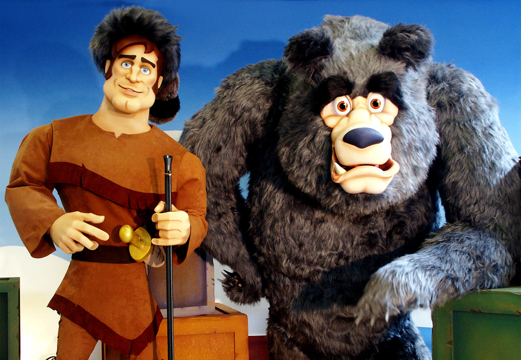 Davy Crockett's Tall Tales