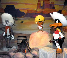 Yosemite Sam & the Gold River Adventure