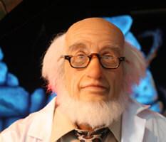Professor Phearstruck