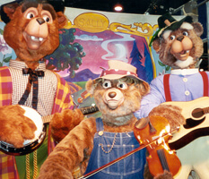 Billy Jo and the Bluegrass Bears