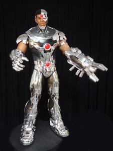 Cyborg Alien Invasion