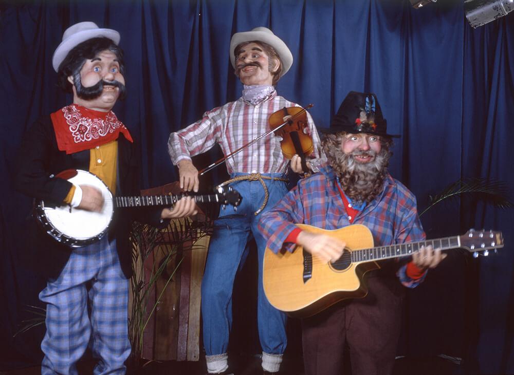 Comstock Trio