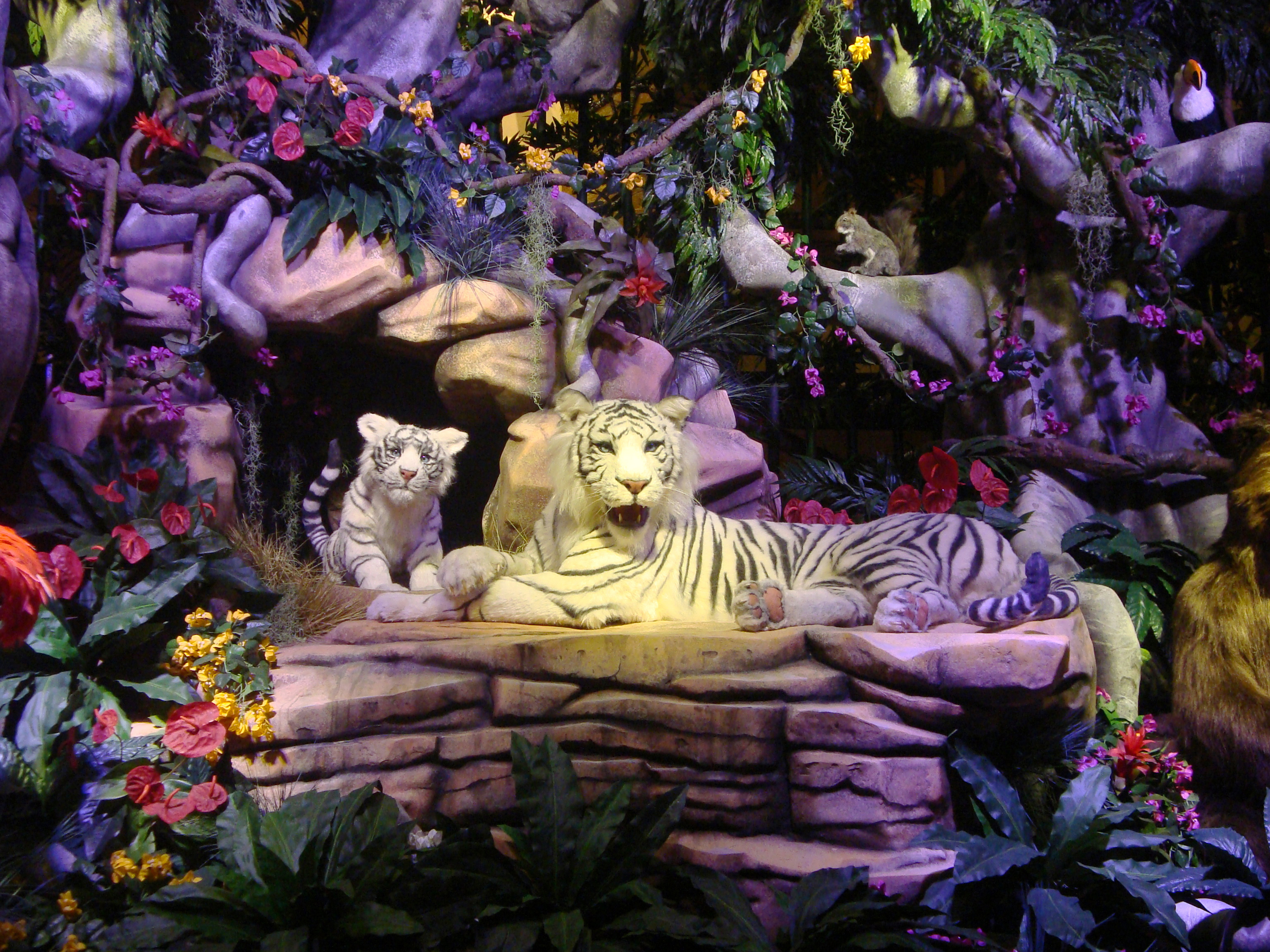 White Tiger Show