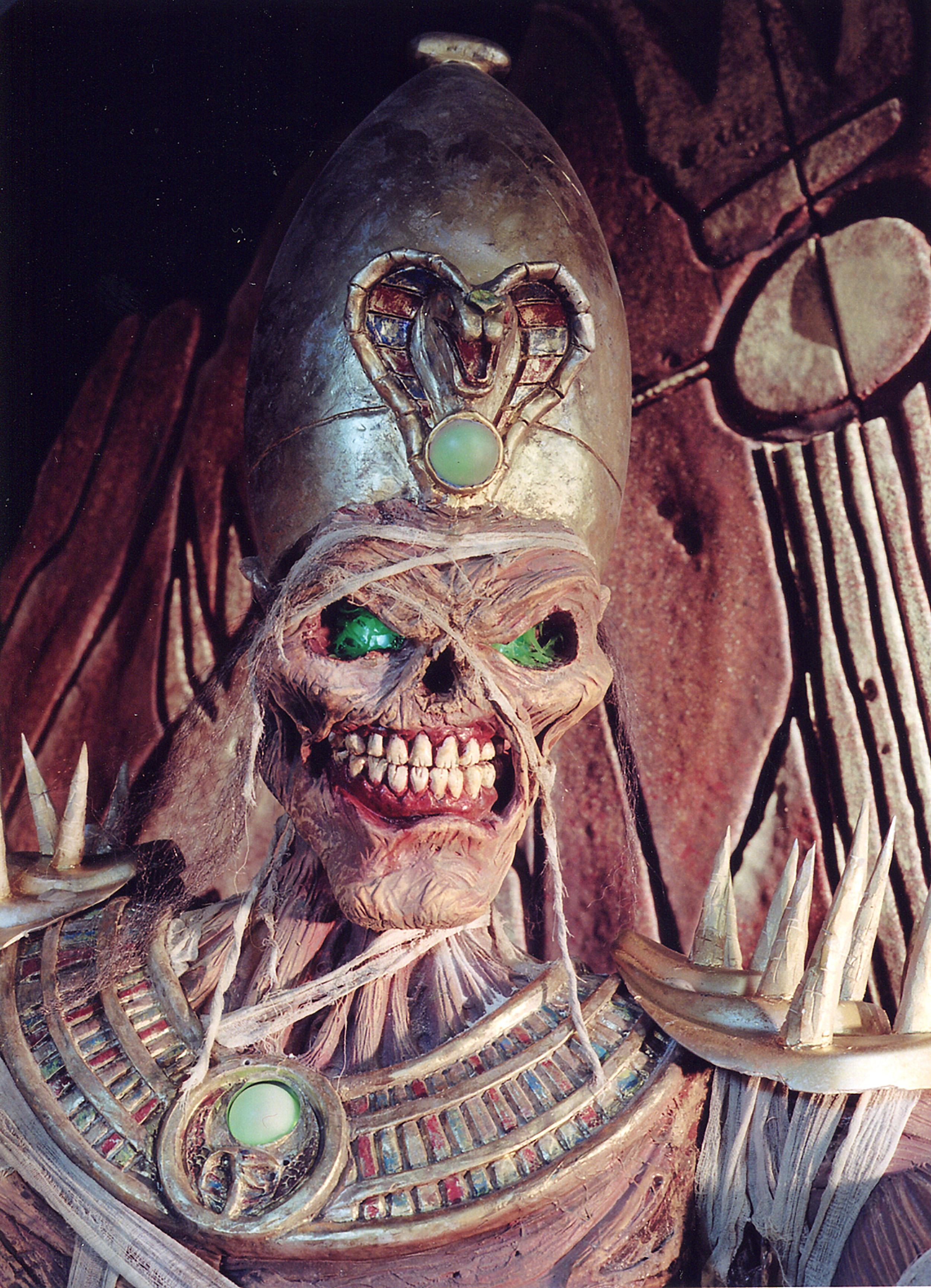 Warrior Mummy