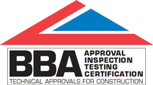 BBA Approved (British Board of Agrément)