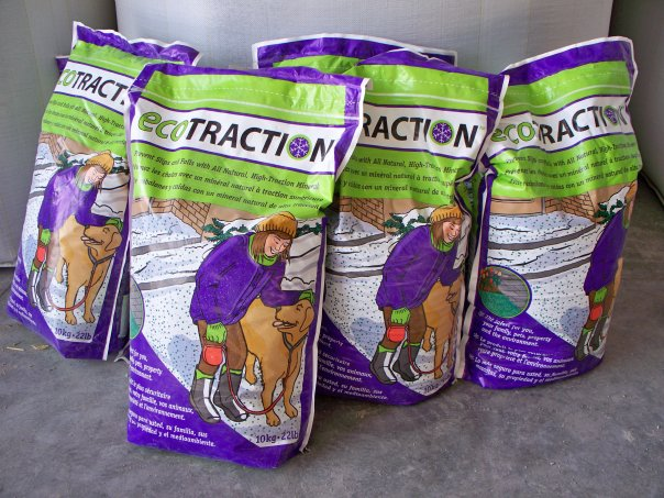 EcoTraction - Ice‑Melter / De‑icer / Rock Salt Substitute