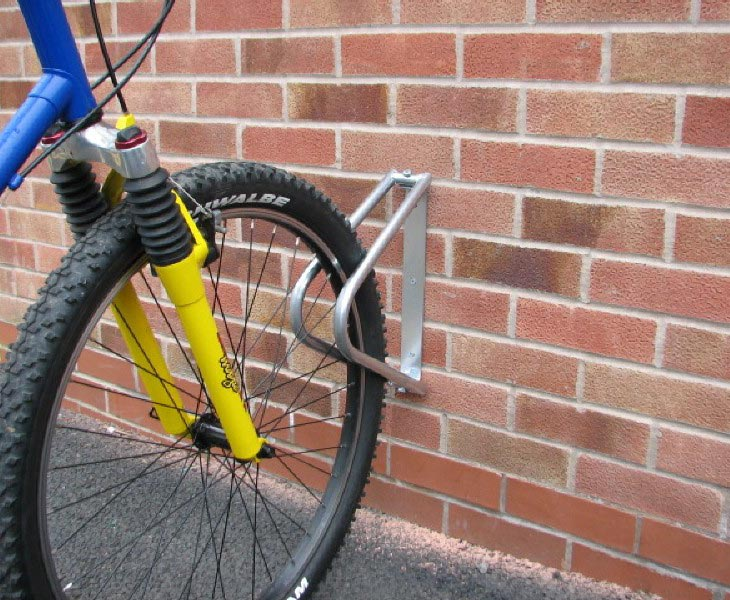 1 Section Adjustable Wall Mounted