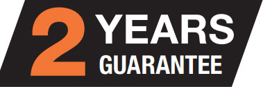 RoofLITE 2 Year Guarantee
