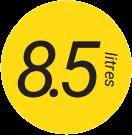 Berthoud 8.5 litres