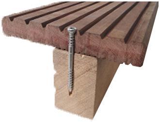 SPAX Stainless Steel & WIROX Decking Screws