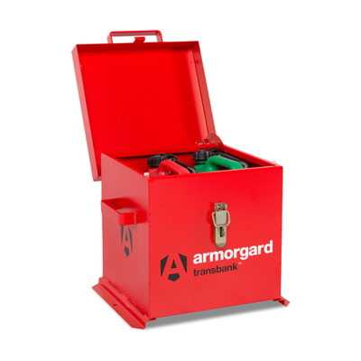 Secure Tool Storage & Logistics on Site