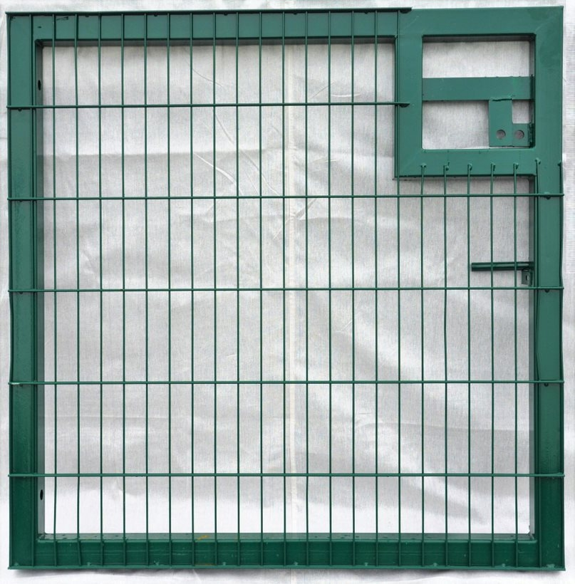 Mesh Panel Gates