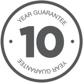 10 Year Guarantee (RoofLITE+)