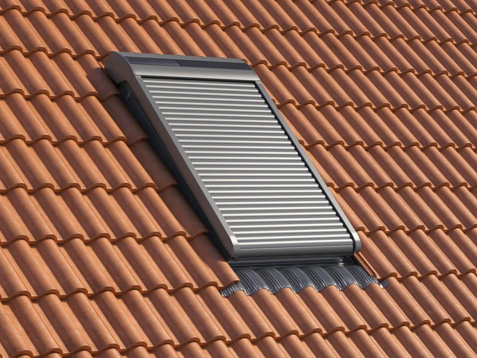 RoofLITE+ Solar Roller Shutters