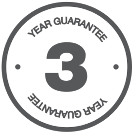 3 Year Guarantee (RoofLITE+)