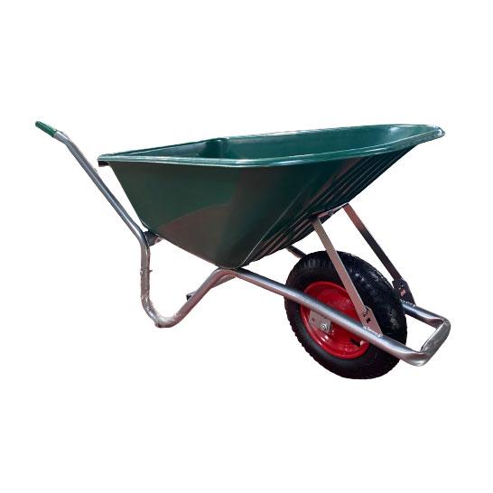 Heavy Duty PVC Wheelbarrow - 100L