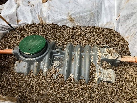 Septic Tank Installation 3