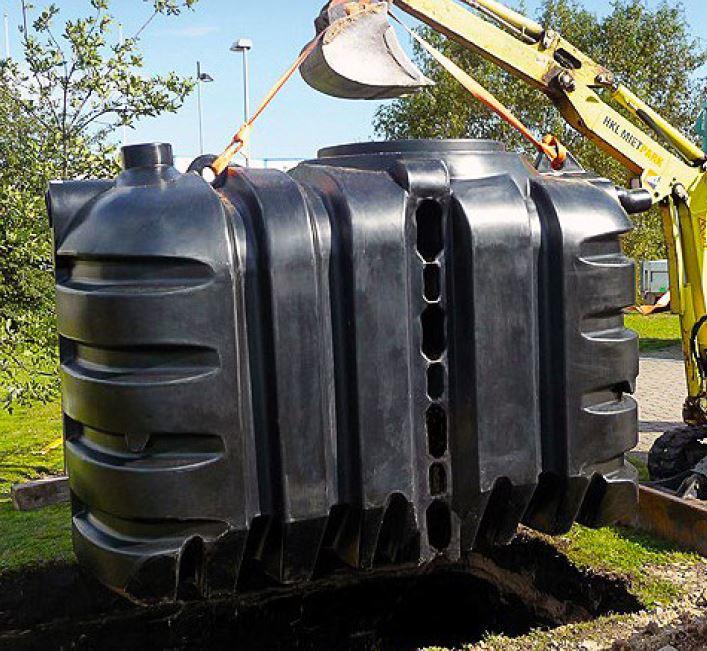 Solido SBR Sewage Treatment Plant