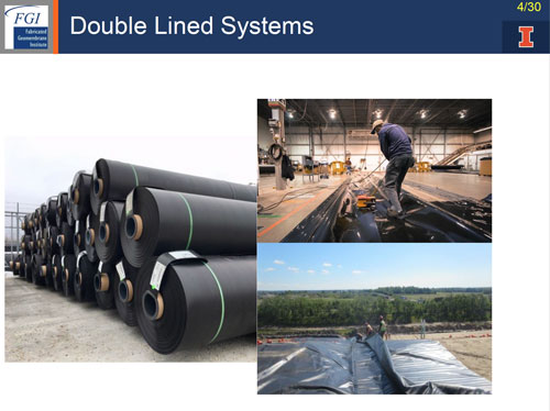 Temporary Landfill Covers - Design & Construction
