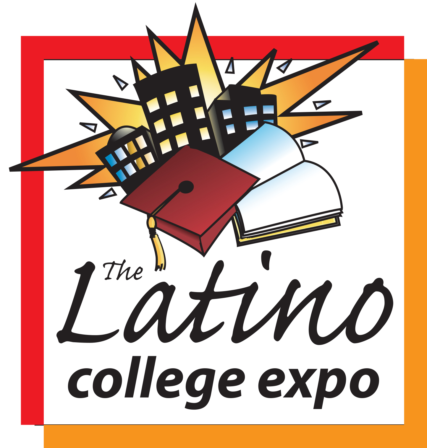 Latino College Expo logo
