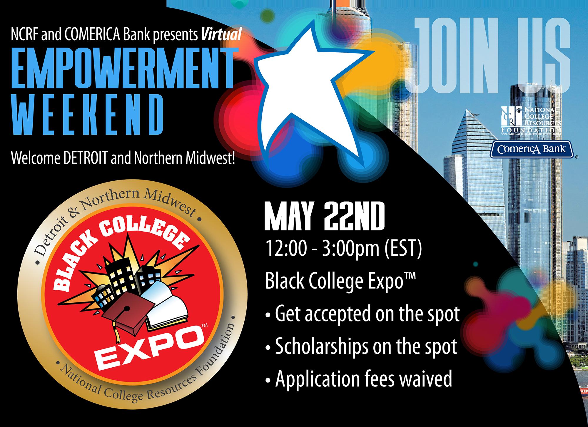 Empowerment Weekend May 22