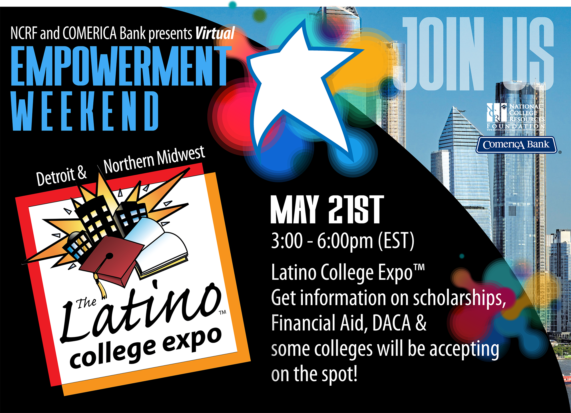 Empowerment Weekend May 21