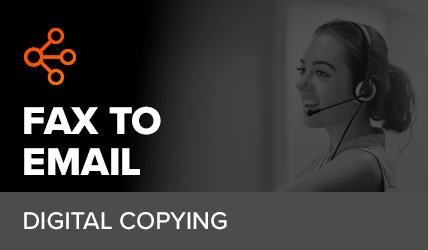 What is Fax to Email?