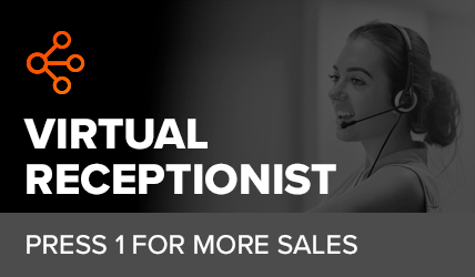 What is a Virtual Receptionist?