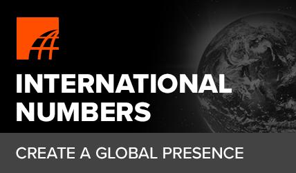 International Virtual Numbers