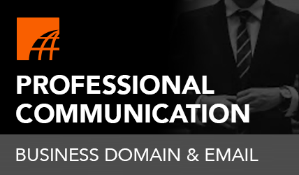 Business Domain and Email