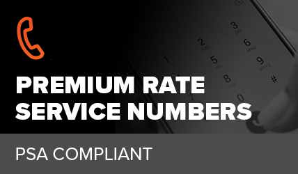 What are Premium Rate Service numbers?