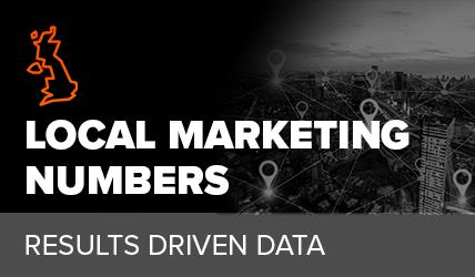 What are marketing numbers?