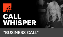 Call Whisper Inbound Business Solutions