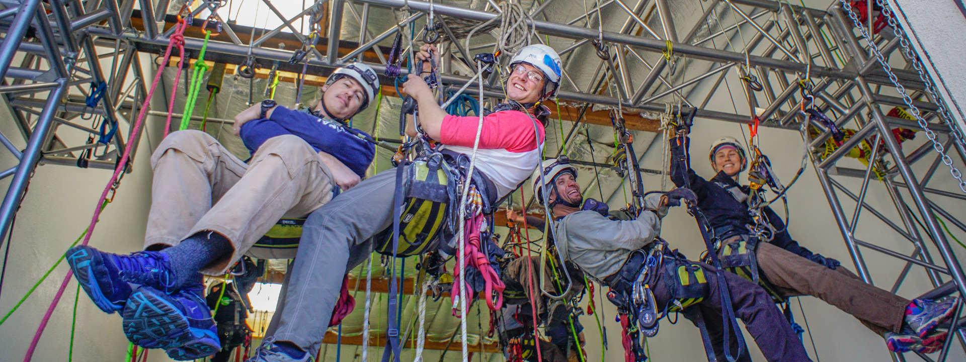 SPRAT Rope Access Training