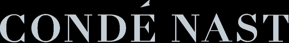 A logo for Conde Nast