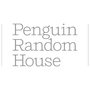 A logo for Penguin Random House