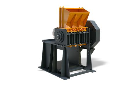 Raffinatore industriale monoalbero – MFS