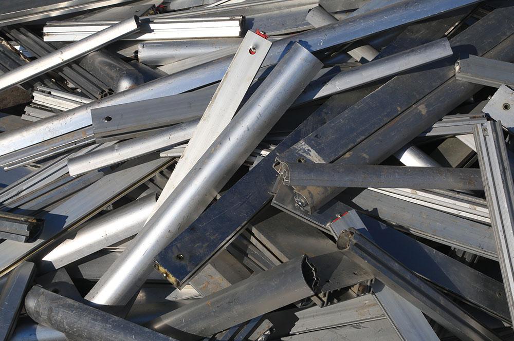 Aluminium i metale