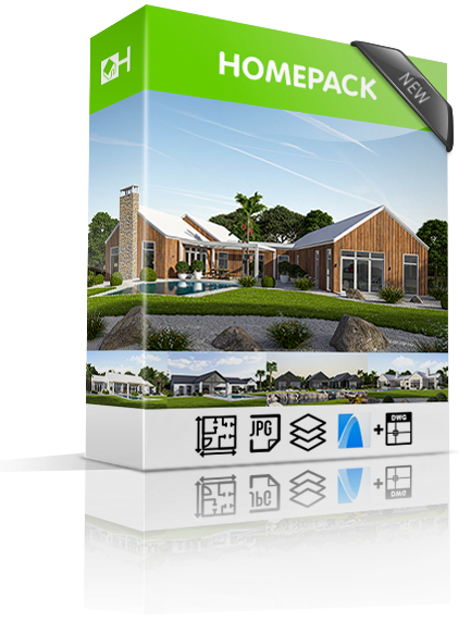 NZ House Plans Homepacks package