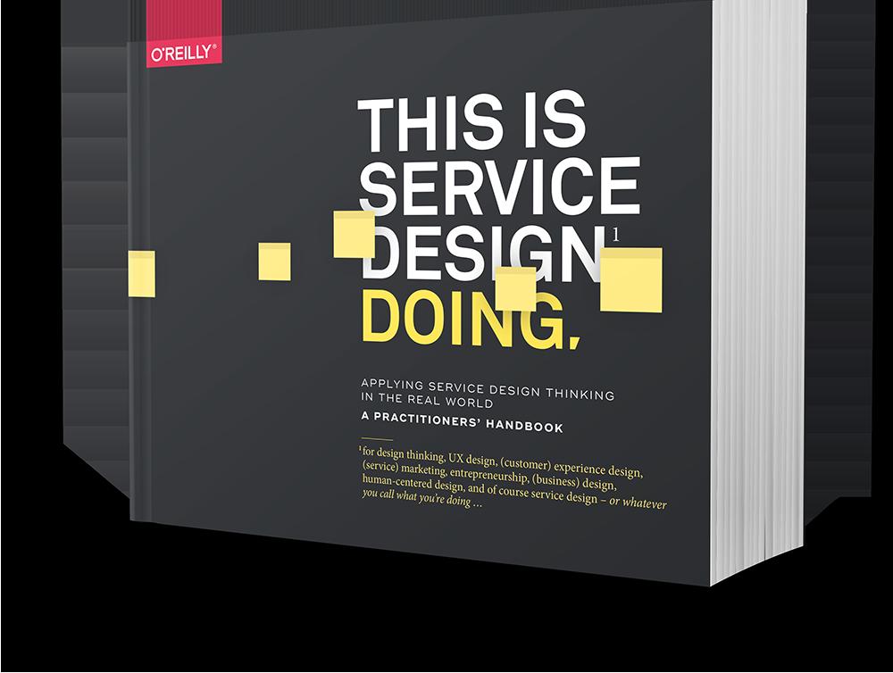 This is Service Design Doing — Book / School / Methods