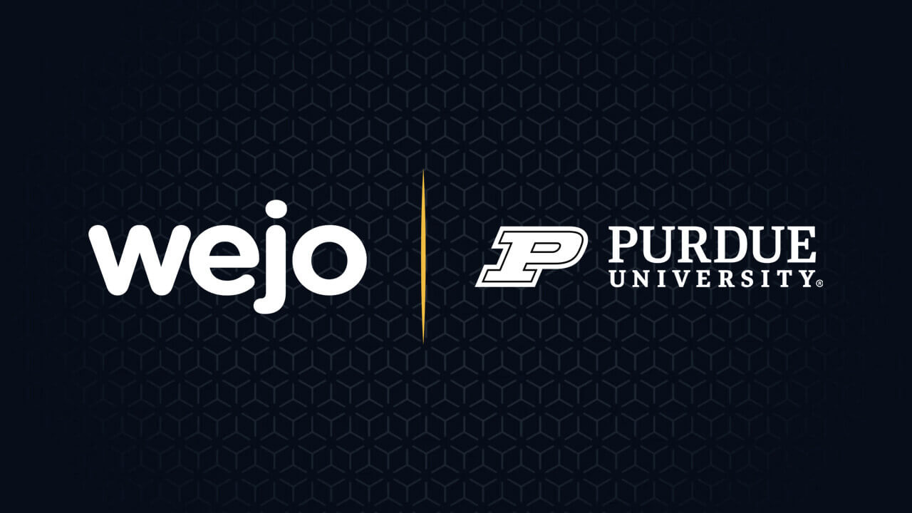 Wejo and Purdue