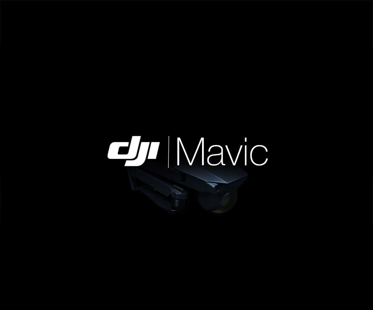 DJI Mavic Drone Release: Official Info And Live Stream