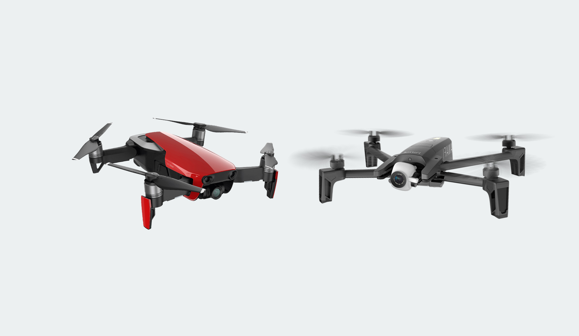 DJI Mavic Air vs Parrot Anafi: Does Parrot have a chance