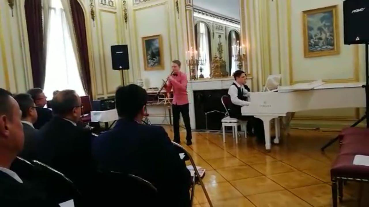 Музыкант и ученик Фоксфорда Андрей Варламов