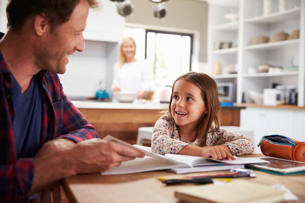 Как организовать семейное обучение дома