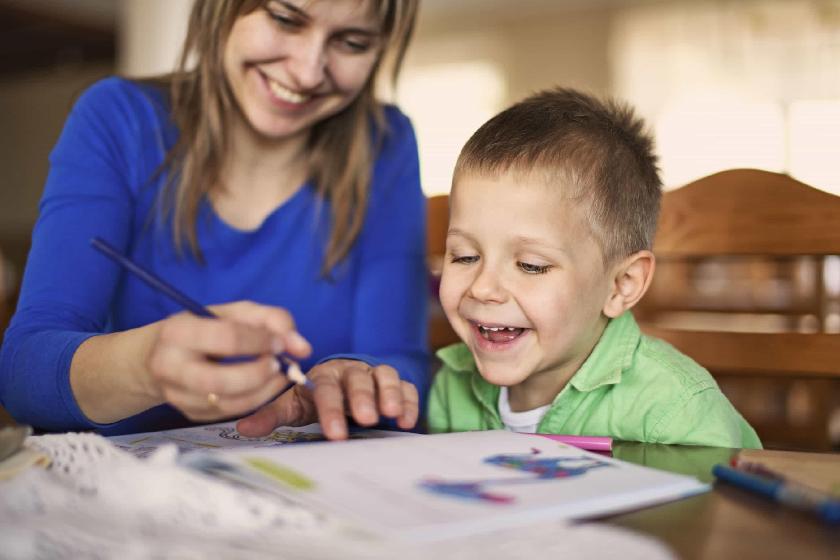Картинки обучение ребенка