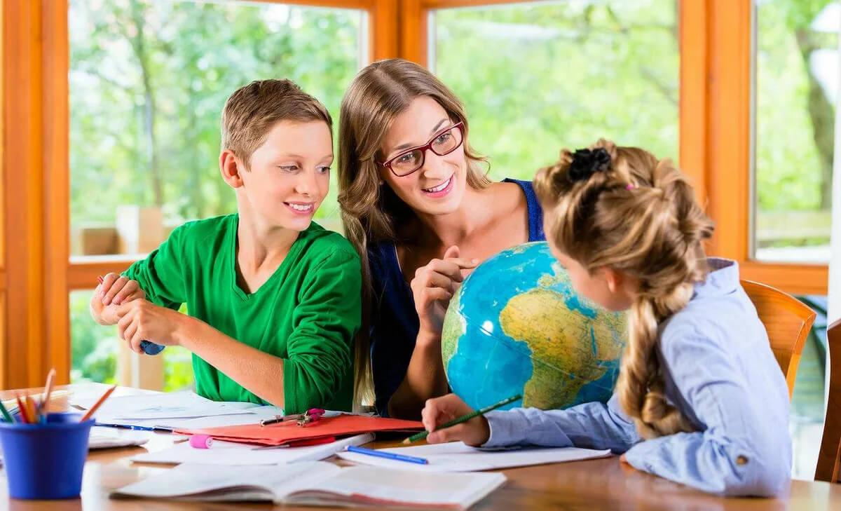 Как оформить семейное обучение