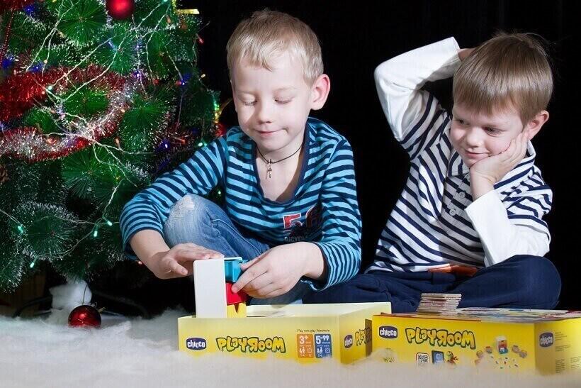 Настольные игры на новогодних каникулах