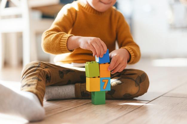 Как правильно научить ребёнка считать