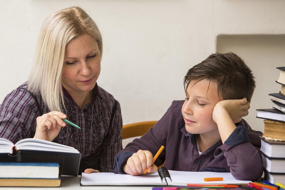 Родительский контроль за обучением